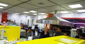 مدارس المملكة الدولية بالرياض تتعرف على معهد الملك عبدالله لتقنية النانو