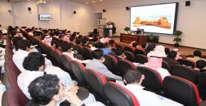 برنامج مساري للتخصص الجامعي في عمادة السنة الأولى المشتركة يُطلق برنامج التعريف بكليات الجامعة للفصل الدراسي الثاني