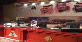 كرسي الملك عبد الله للحسبة يُقدم محاضرة بعنوان (الأثر الأخلاقي لرجل الأمن)