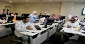 كلية طب الأسنان تقيم ورشة عمل تختص برنامج الملف الطبي الالكتروني سالود