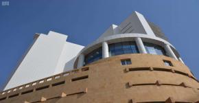 جامعة الملك سعود تشغّل أول برج من أوقافها وتؤجره بالكامل