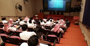 نادي الهندسة الكيميائية ونادي النانو يقدمان محاضرة في تقنية النانو