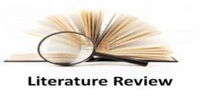 "ورشة عمل ""How to write an effective Literature Review"""