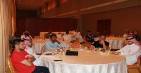 الإجتماع الفصلي لرواد الأندية الرياضية للكليات