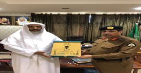محاضرة لكرسي الملك عبدالله للحسبة في مدينة تدريب الأمن العام بمنطقة المدينة المنورة