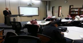 مركز التدريب اللغوي في قسم اللغة العربية وآدابها بالجامعة يستأنف أنشطته