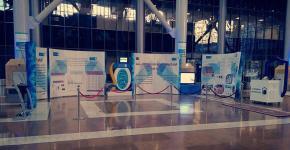 المعرض المتنقل الأول لخدمات صندوق الطلاب في المدينة الجامعية