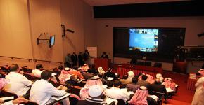 ندوة تقنيات الدفاع والفضاء الجوي 2014م بمعهد الأمير سلطان لأبحاث التقنيات المتقدمة (PSATRI)