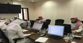 انعقاد الاجتماع السادس للجنة الدائمة التنفيذية لبرنامج الطلبة المتفوقين