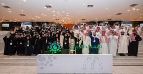 مشاركة طلاب وطالبات جامعة الملك سعود المتفوقين والموهوبين في برنامج القيادة بالقيم