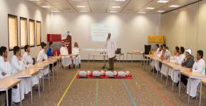 تأهيل 38 طالباً متفوقاً في الأولى المشتركة لعمل الإسعافات الأولية