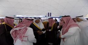 """خالد الفيصل: """"لو يعود بي الزمان ورجعت لصفوف الدراسة لما أخترت إلا جامعة الملك سعود لإكمال تعليمي"""""""