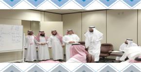 المركز التربوي للتطوير والتنمية المهنية بكلية التربية يشرف على برامج التدريب الصيفي بجامعة الملك سعود