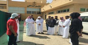 Common First Year Students Visit to Diriyah Total Rehabilitation