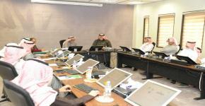 المشرف على إدارة التعاون الدولي الدكتور مزيد التركاوي يشارك في مجلس أعضاء وعضوات كلية العلوم