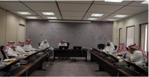 المجلس الاستشاري بكلية العلوم يعقد اجتماعه الأول في دورته الجديدة