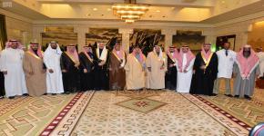 أمير الرياض  يدشين الحملة الخليجية للتوعية بالسرطان 2018م