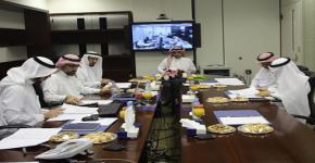Rector Chairs KSU Endowments Founding Committee Meeting