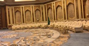 زيارة طالبات جامعة الملك سعود لمجلس الشورى