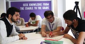 إختتام البرنامج الإثرائي الصيفي بجامعة مانشستر للطلبة المتفوقين من مختلف الكليات بالجامعة