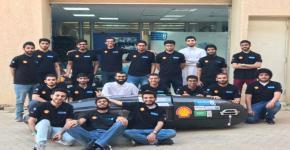 جامعة الملك سعود تشارك  للسنة الرابعة في مارثون شل البيئي للسيارات الصديقة للبيئة في سنغافورة