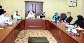 Mayo Clinic Delegation Visit King Saud University Medical City