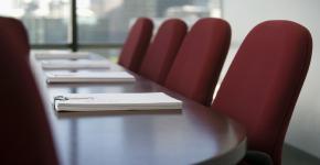 إجتماع القسم المالي في صندوق الطلاب