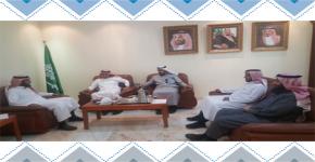 مستشار نائب وزير التعليم يزور المركز التربوي للتطوير والتنمية المهنية