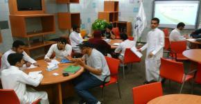 ملتقى الغد الشبابي لتفعيل المشاركات الشبابية في التحضيرية
