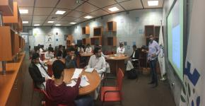 ملتقى شباب العلا الإيجابي لطلاب السنة الأولى المشتركة