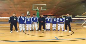 للمرة الثالثة على التوالي منتخب الجامعة لذوي الاحتياجات الخاصة يحقق المركز الاول في بطولة الاتحاد الرياضي للجامعات السعودية