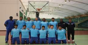 ضمن بطولة الاتحاد الرياضي للجامعات السعودية لكرة السلة