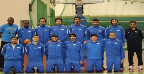 ضمن بطولة الاتحاد الرياضي للجامعات السعودية منتخب الجامعة لكرة السلة يفوز على منتخب جامعة الملك خالد ويتأهل للنهائيات