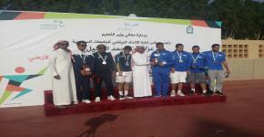 اختتام بطولة الاتحاد الرياضي للجامعات السعودية للتنس منتخبنا يحقق المركز الثاني