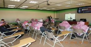 معهد الملك عبدالله لتقنية النانو يشارك في تدريب متدربي القطاعات العسكرية