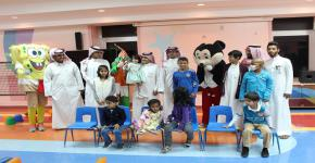 Community College Students Visit King Faisal Specialist Hospital