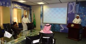 معهد الملك عبدالله لتقنية النانو ينظم محاضرة عن أجهزة الاستشعار النانوية منخفضة التكاليف للكشف عن الأمراض