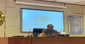 نادي نزاهة يقيم محاضرة بعنوان أخلاقيات الوظيفة العامة
