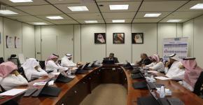 حلقة نقاش في كلية الهندسة حول تأثير الحصول على الإعتماد الأكاديمي الوطني والدولي  على جودة الأداء بجامعة الملك سعود