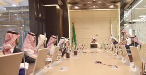 تـعـزيـز الـتعاون بين كلية الهندسـة والهيئـة السعوديـة للمهندسين