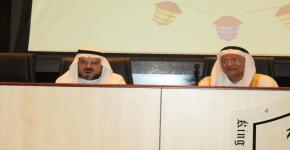 كرسي باحمدان بجامعة الملك سعود يدشن مشروع النافذة الصحية