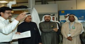 كرسي أبحاث النخيل والتمور يشارك بالمؤتمر التاسع للجمعية السعودية للعلوم الزراعية