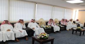 كلية المجتمع تنظم حفل الاستقبال السنوى  للعام الجامعي 1435/ 1436هـ