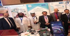 مشاركة الجمعية في ملتقى الجمعيات العلمية السادس