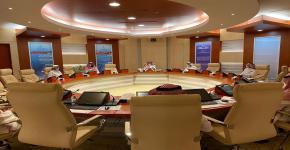 اجتماع الإدارات التابعة للوكالة