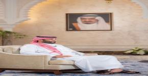 الدكتور السلمان : مضامين لقاء سمو ولي العهد تجسد شخصية قائد مُلهم لشعب عظيم