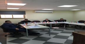 مركز التدريب ينهي البرنامج التدريبي لأعضاء هيئة التدريس