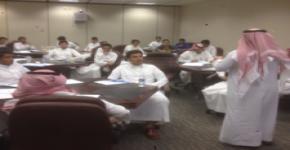 إنطلاق أولى الدورات التدريبية لمرحلة الإعداد العام في برنامج الطلبة المتفوقين بجامعة الملك سعود