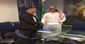 برنامج الطلبة المتفوقين يستفيد من برامج الاساتذة الزائرون بجامعة  الملك سعود