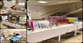جمعية إنسان في ضيافة طالبات طب الأسنان
